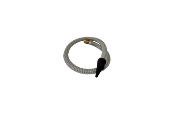MP/001 Lancia ad ugello conico per fugatura in estrusione completa di tubo da Ø 20