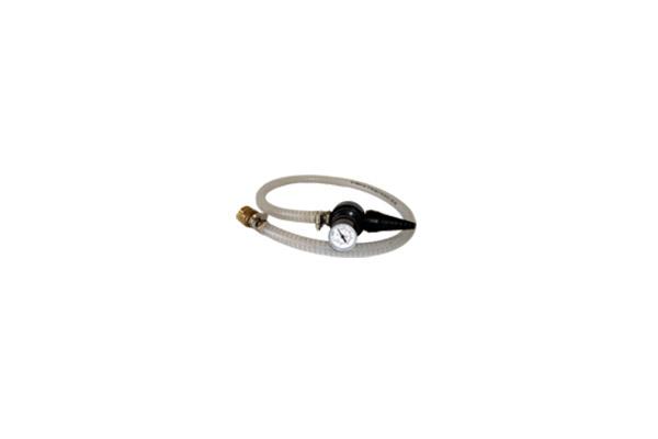 MP/004 Lancia per iniezione con tubo da Ø 18 e segnalazione di pressione