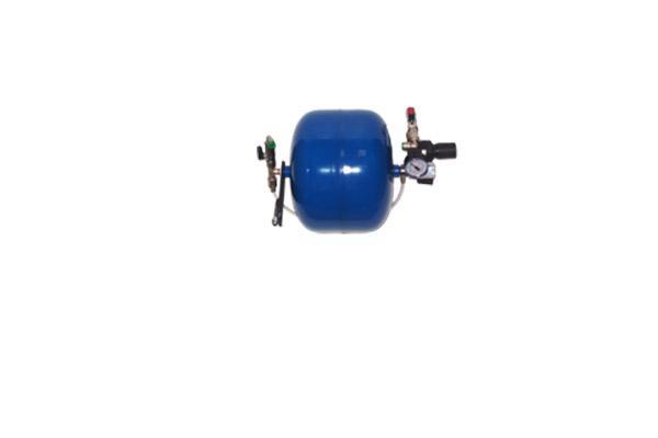 MP/080 Serbatoio sotto pressione da lt. 5 per catalizzatore 1:99 parti