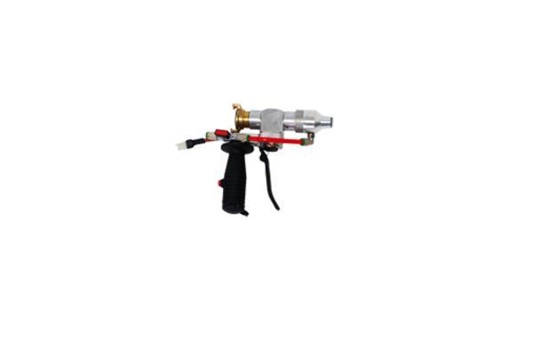 MP/081 Pistola comando a leva per spruzzatura malte con inerti
